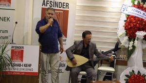 """Afşinder üyeleri """"Türkü Gecesi"""" adlı programda buluştu.."""