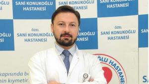 OPR. DR. FARUK AYKANAT HASTA KABULÜNE BAŞLADI..