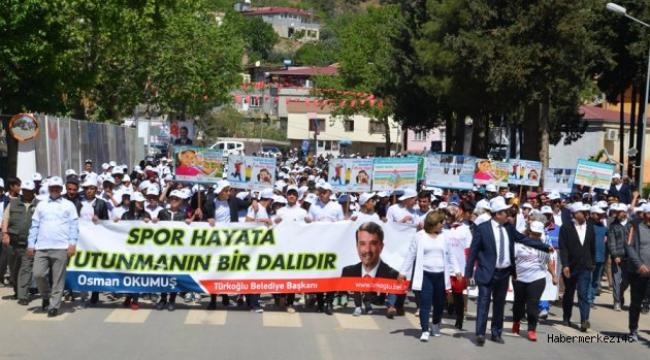 SPOR HAYATA TUTUNMANIN BİR DALIDIR...