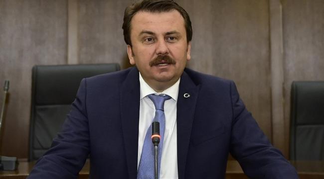 """BAŞKAN ERKOÇ: """"GENÇLERİMİZİN BAYRAMINI KUTLUYORUM""""."""