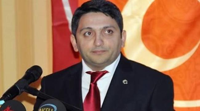 MİLLİYETÇİ HAREKET'TE ÖMER ÖZKAN ADAYLIĞINI AÇIKLADI...