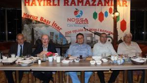 BASIN İFTAR'DA DERTLEŞTİ...