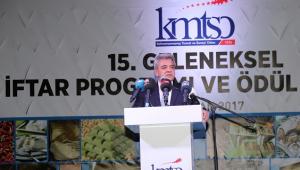 """EKONOMİK, SİYASİ, DEMOKRATİK ANLAMDA DÜNYANIN ÖRNEK ALDIĞI BİR ÇİZGİDEYİZ"""".."""