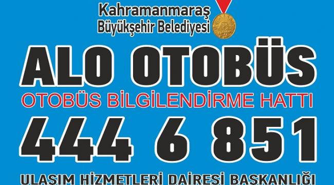 'ALOOO OTOBÜSÜM NERDE KALDI..