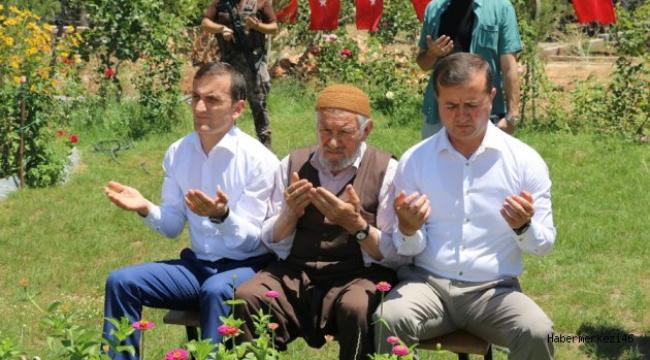 PAZARCIK'TA 15 TEMMUZ ANMA ETKİNLİKLERİ BAŞLADI..