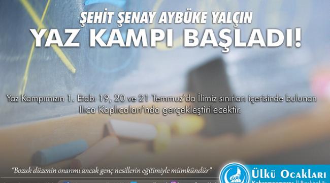 ÜLKÜ OCAKLARINDAN REHBERLİK HİZMETİ...