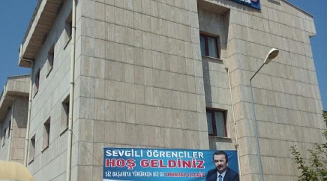 BÜYÜKŞEHİR'DEN ÖĞRENCİLERE KARŞILAMA..