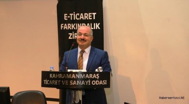 E-TİCARET FARKINDALIK ZİRVESİ YAPILDI..