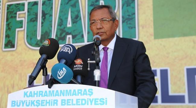 """M. HANİFİ ÖKSÜZ: """"TARIMI İHMAL EDEMEYİZ""""..."""