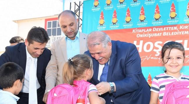 ONİKİŞUBAT'TAN ÇAM SAKIZI ÇOBAN ARMAĞANI..