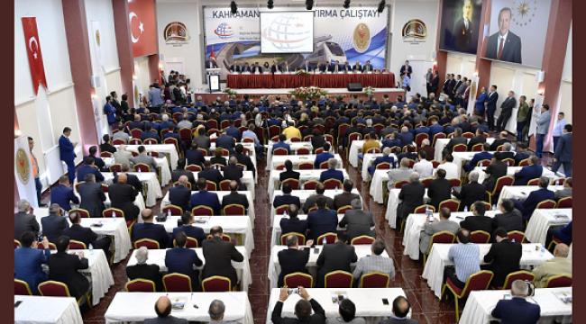 HAVAALANI, ULAŞIM KOMPLEKSİ OLUYOR..