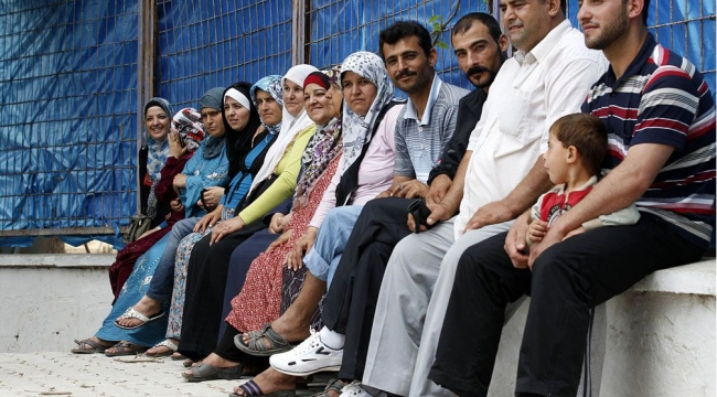 """SURİYELİLERE """"İŞ FİKRİ OLUŞTURMA"""" EĞİTİMİ VERİLECEK.."""