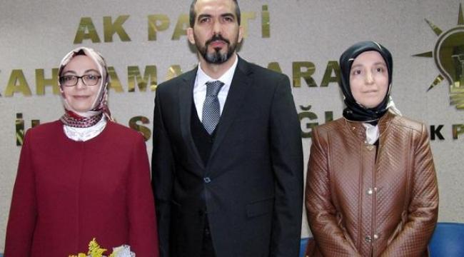 AK PARTİ'DE BAYRAK DEĞİŞİMİ DEVAM EDİYOR..