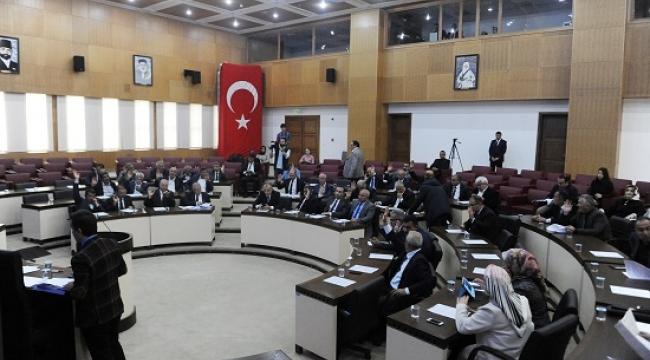 BÜYÜKŞEHİR MECLİSİ KASIM AYI TOPLANTISI YAPILDI...