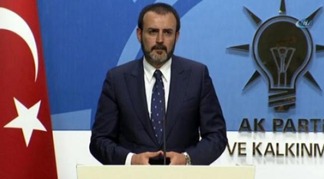 CHP'Yİ MUHATAP ALMAYACAĞIZ...