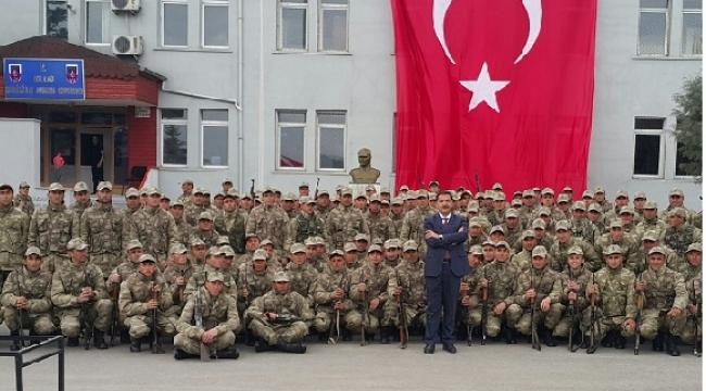 """CELALETTİN FIRTINA, """"GEREKLİ EMİR VERİLİRSE BİZDE GİRERİZ."""".."""