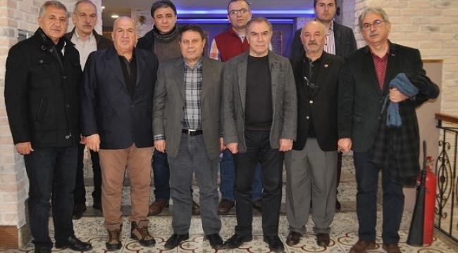 İSTİŞARE TOPLANTISINDAN 'KALICI BİNA' KARARI ÇIKTI..