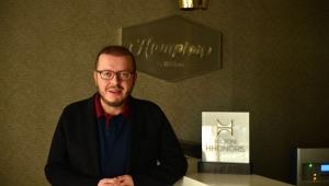 Hampton By Hilton Hotel ilk yılında birinci oldu..