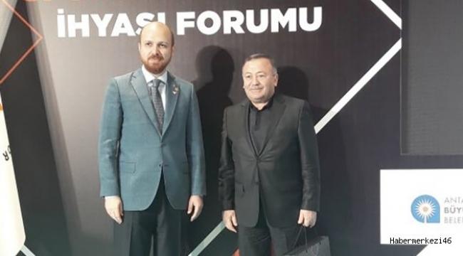 KAHRAMANMARAŞ BÜYÜKŞEHİR ÖRNEK GÖSTERİLDİ..