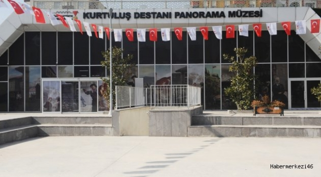 KURTULUŞ DESTANI PANORAMA MÜZESİ'NDE ZİYARETÇİ SAATLERİ BELİRLENDİ..
