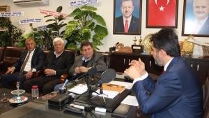 GAZETECİLER CEMİYETİ DEBGİCİ'YE 'HAYIRLI OLSUN' DEDİ..