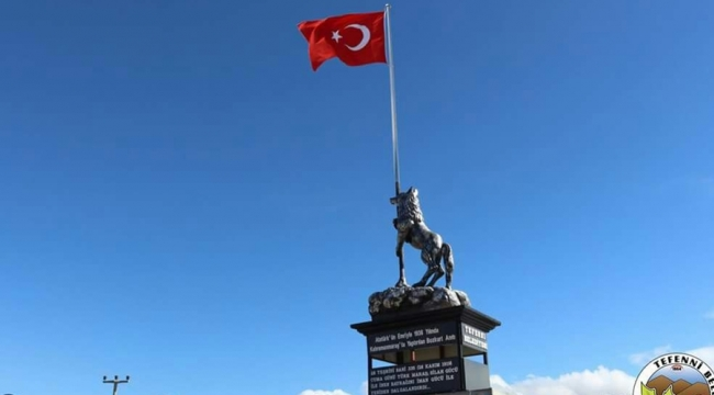 MESUT KAPLAN SİTEM ETTİ..