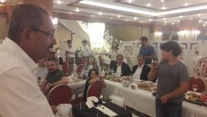 HANEFİ ÖKSÜZ'Ü DUYGULANDIRAN SÜRPRİZ...