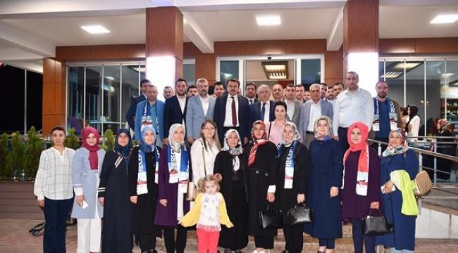 """MAHÇİÇEK """"GÖNÜLLERİMİZ BİR SOFRALARIMIZ BİR"""".."""