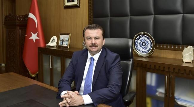 """""""TÜM HEMŞEHRİLERİMİZİN RAMAZANI ŞERİFİNİ TEBRİK EDERİM"""""""