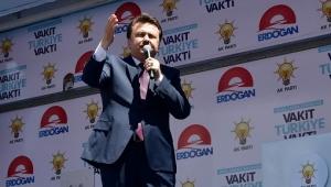 BAŞKAN ERKOÇ'TAN TEŞEKKÜR..