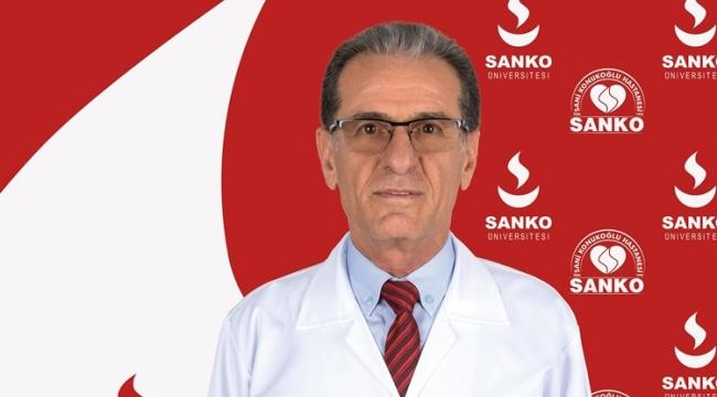 PROF. DR. CELAL AYAZ SANKO'DA HASTA KABULÜNE BAŞLADI