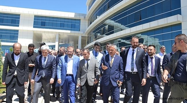 ÜNAL'DAN AÇILIŞ VE YATIRIM İNCELEMELERİ..
