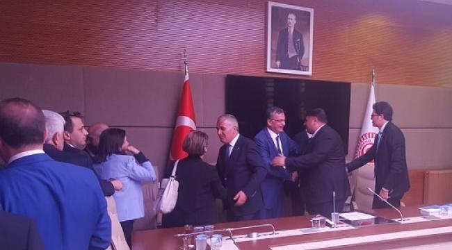 İÇİŞLERİ KOMİSYONU YİNE KAHRAMANMARAŞ'TA..