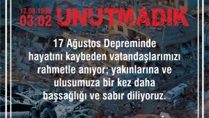 """Mahçiçek """"Allah Ülkemizi Tüm Felaketlerden Muhafaza Eylesin"""".."""