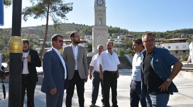 OSMAN BAŞKAN 4 YILDA ÇOK CİDDİ YATIRIMLARA İMZA ATMIŞ..