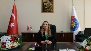 SAĞLIK BİLİMLERİ FAKÜLTESİNİN DEKANI PROF. DR. DENİZ TUNCEL..