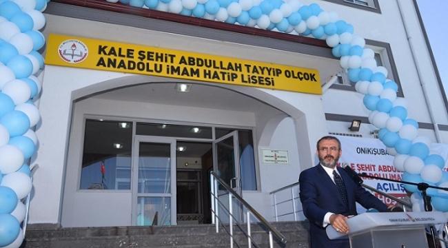 ONİKİ ŞUBAT BELEDİYESİ ŞEHİTLERİN ADINI UNUTTURMAYACAK..