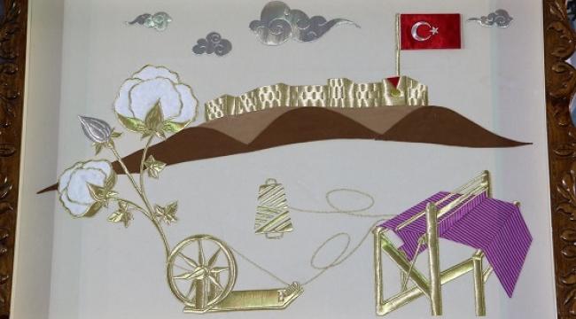 BU TABLONUN GELİRİ MEHMETÇİK VAKFINA...