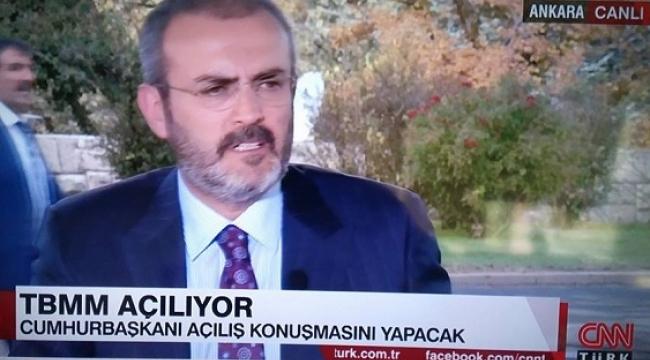 CHP'NİN SİYASETSİZLİĞİ BİZİM İÇİN BÜYÜK SORUN...