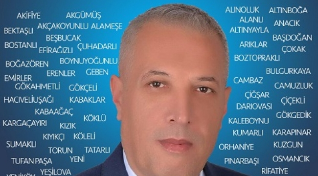 "İSKENDER ZENGİN, ""HEP BİRLİKTE YAPACAĞIZ""..."