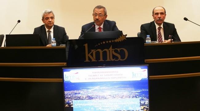 KMTSO MECLİSİ 6. TOPLANTISINI YAPTI..