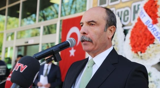 """ŞAHİN BALCIOĞLU: """"BU FUARDA YARININ TEKNOLOJİLERİNİ GÖRECEĞİZ"""".."""