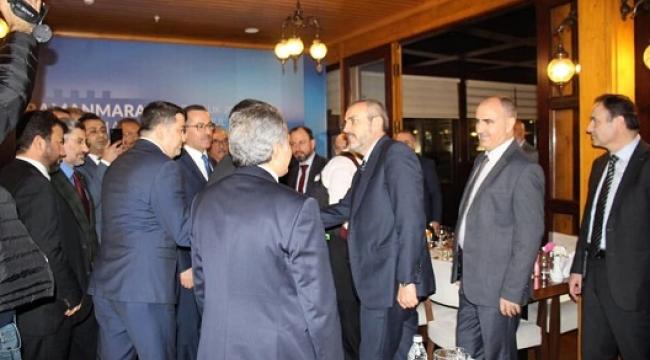 KAHRAMANMARAŞ İÇİN TOPYEKÜN HAREKATIN İLK AYAĞI İSTANBUL'DA YAPILDI...