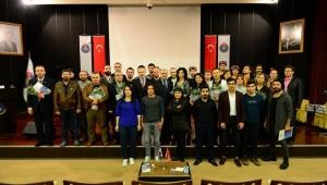 KSÜ ÖĞRENCİLERİ, YILSONU GÖSTERİSİ'NDE DOYASIYA EĞLENDİ