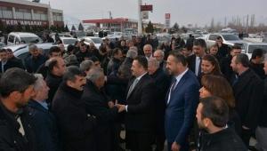 ELBİSTAN, GÜRBÜZ'Ü BAĞRINA BASTI!..