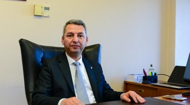 PROF. DR. İBRAHİM TANER OKUMUŞ REKTÖR YARDIMCISI OLDU..
