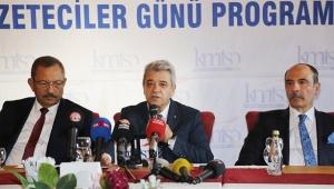 SANAYİCİ BASIN BULUŞMASI..