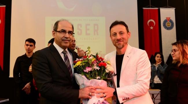 KSÜ, Milli Mücadele'nin 99. Yılını Konserle Kutladı..