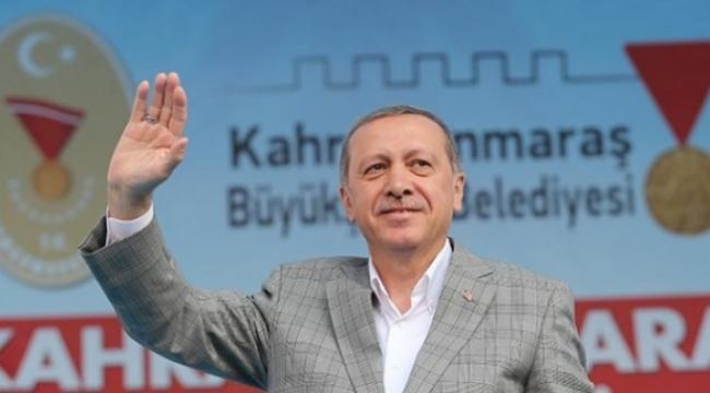 REİS BİZE GELİYOR..