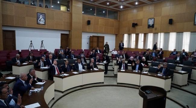 BÜYÜKŞEHİR BELEDİYE MECLİSİ MART TOPLANTISINI YAPTI...